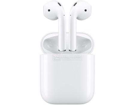 Гарнитура беспроводная Apple AirPods MMEF2ZE/A, Белый