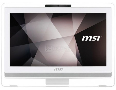 Моноблок MSI Pro 20E 4BW-059RU (19.5 TN (LED)/ Pentium Quad Core N3710 1600MHz/ 4096Mb/ HDD 1000Gb/ Intel HD Graphics 405 64Mb) MS Windows 10 Home (64-bit) [9S6-AA8B12-059]