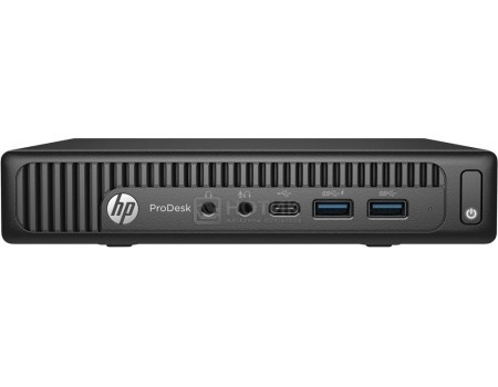 Системный блок HP ProDesk 600 G2 Mini (0.0 / Core i5 6500T 2500MHz/ 4096Mb/ HDD 500Gb/ Intel HD Graphics 530 64Mb) MS Windows 7 Professional (64-bit) [P1G77EA]