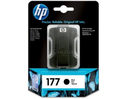 Картридж струйный HP 177 C8721HE для HP PS 3213/3313/8253 Черный C8721HE (410стр)