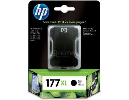 Картридж струйный HP 177XL C8721HE для HP PS 3213/3313/8253 Черный C8719HE