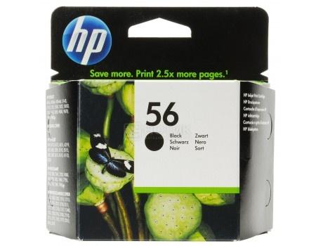 Картридж струйный HP 56 C6656AE для HP PCS 2100/DJ 5550/450/PS 7150/7350/7550 Черный C6656AE (520стр.)