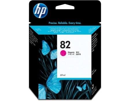 Картридж струйный HP 82 C4912A для HP DJ 500/800 Пурпурный C4912A (69мл)