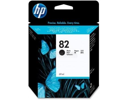 Картридж струйный HP 82 CH565A для HP DJ 510/111 Черный CH565A (69мл)