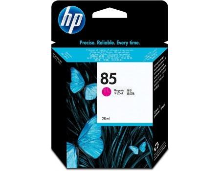 Картридж струйный HP 85 C9426A для HP DJ 30/90/130 Пурпурный C9426A (28мл)