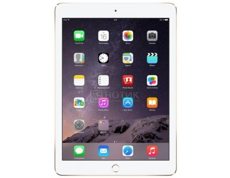 Планшет Apple iPad Air 2 32Gb Wi-Fi + Cellular (iOS 10/A8X 1500MHz/9.7