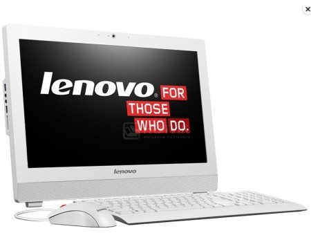 Моноблок Lenovo IdeaCentre S200z (19.5 LED/ Celeron Dual Core J3060 1600MHz/ 2048Mb/ HDD 500Gb/ Intel HD Graphics 400 64Mb) Free DOS [10K1000GRU]