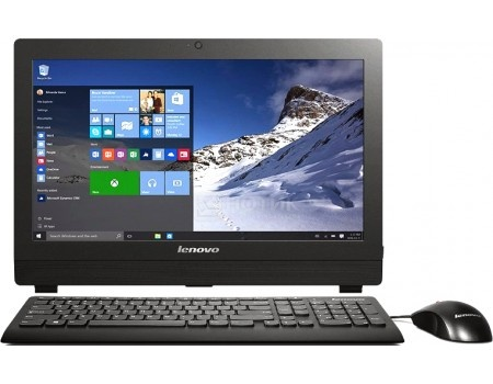 Моноблок Lenovo S200z (19.5 TN (LED)/ Pentium Quad Core J3710 1600MHz/ 4096Mb/ HDD 500Gb/ Intel HD Graphics 405 64Mb) Free DOS [10K4002DRU]