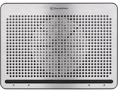 Подставка для ноутбука 17 Thermaltake Cooler Massive A21, 1xВентилятор 200мм, Черный CL-N011-PL20BL-A
