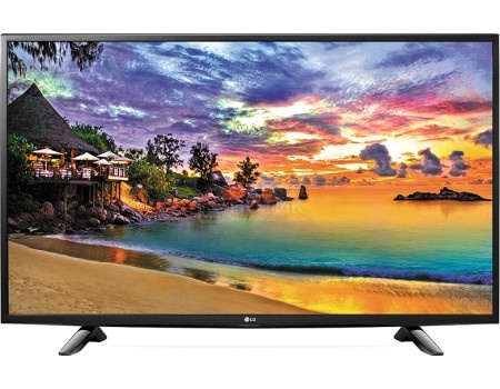 Телевизор LG 43 43UH603V IPS, Ultra HD (4K) Smart TV, PMI 1200 Черный
