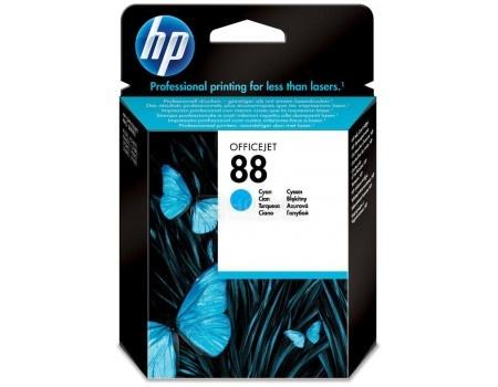 Картридж струйный HP 88 C9386AE для HP OJ Pro K550/5400 Голубой C9386AE (22,8мл)