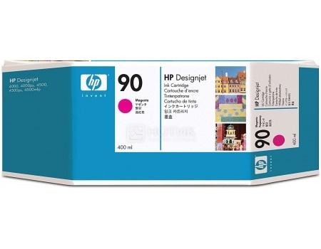Картридж струйный HP 90 C5063A для HP DJ 4000/4500 Пурпурный C5063A (400мл)