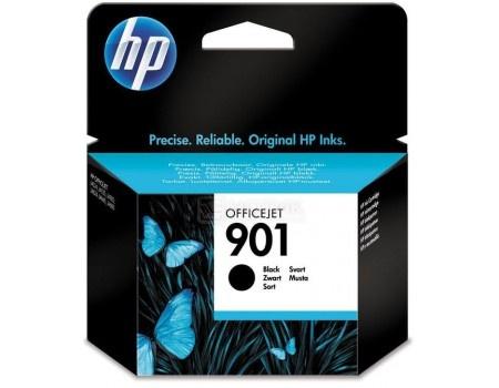 Картридж струйный HP 901 CC653AE для HP J4580/4660 Черный CC653AE (200стр)