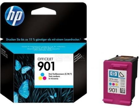 Картридж струйный HP 901 CC656AE для HP J4580/4660 Многоцветный CC656AE (360стр)
