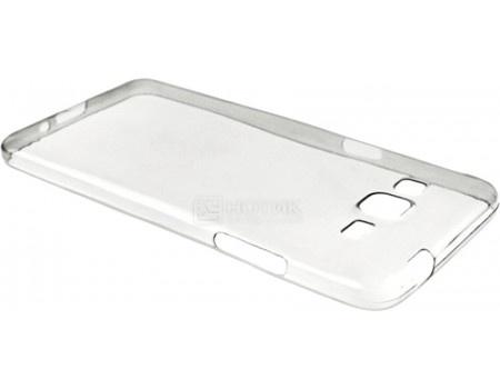Чехол на заднюю крышку TFN 0,5 мм для Samsung Galaxy A5 2017, Силикон, Прозрачный