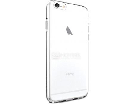 Чехол на заднюю крышку TFN 0,5 мм для Apple iPhone 6/6s, Силикон, Прозрачный CC-07-002TPUTC