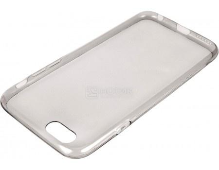 Чехол на заднюю крышку TFN 0,5 мм для Apple iPhone 7, Силикон, Серый CC-07-003TPUGR