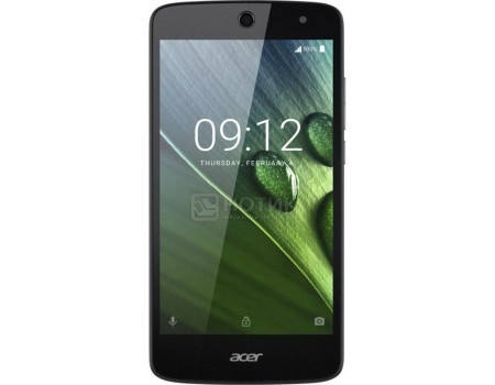"Смартфон Acer Liquid Zest Z528 LTE (Android 6.0 (Marshmallow)/MT6735P 1000MHz/5.0"" 1280x720/2048Mb/16Gb/4G LTE ) [HM.HUSEU.002] от Нотик"