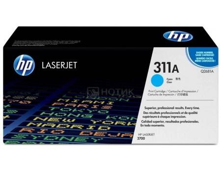 Тонер-картридж HP Q2681A для HP CLJ 3700/3700n/3700dn/3700dtn, Голубой Q2681A 6000стр от Нотик