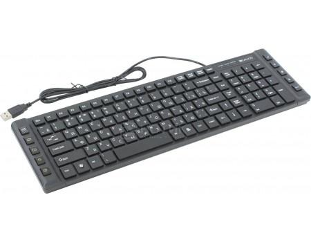 Клавиатура проводная Canyon CNE-CKEY3, Черный WACNECKEY3RU
