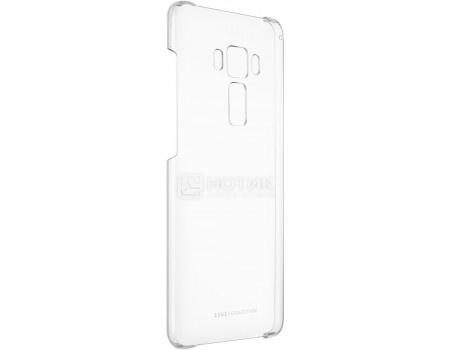 Чехол-накладка ASUS Clear Case для Zenfone 3 Deluxe ZS550KL, Полиуретан, Прозрачный 90AC01Y0-BCS001, арт: 50187 - ASUS