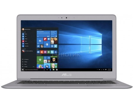 Ультрабук ASUS Zenbook UX330UA-FB142T (13.3 IPS (LED)/ Core i7 7500U 2700MHz/ 8192Mb/ SSD 256Gb/ Intel HD Graphics 620 64Mb) MS Windows 10 Home (64-bit) [90NB0CW1-M04070]