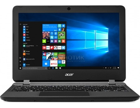 Ноутбук Acer Aspire ES1-132-C3Y5 (11.6 LED/ Celeron Quad Core N3450 1100MHz/ 4096Mb/ HDD 500Gb/ Intel HD Graphics 500 64Mb) MS Windows 10 Home (64-bit) [NX.GG2ER.002]