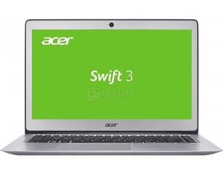 Ноутбук Acer Aspire Swift SF314-51-39JQ (14.0 IPS (LED)/ Core i3 7100U 2400MHz/ 8192Mb/ SSD 128Gb/ Intel HD Graphics 620 64Mb) MS Windows 10 Home (64-bit) [NX.GKBER.019]