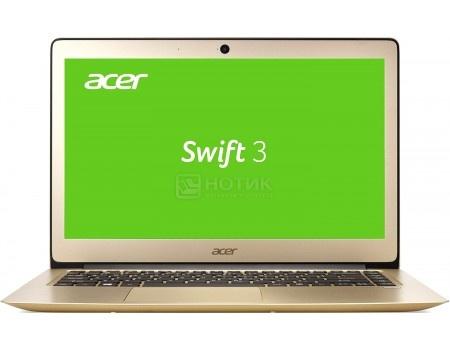 Ноутбук Acer Aspire Swift SF314-51-54CM (14.0 IPS (LED)/ Core i5 7200U 2500MHz/ 8192Mb/ SSD 256Gb/ Intel HD Graphics 620 64Mb) Linux OS [NX.GKKER.022]