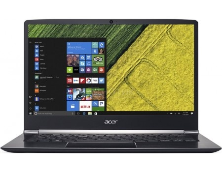 Ноутбук Acer Aspire Swift SF514-51-73HS (14.0 IPS (LED)/ Core i7 7500U 2700MHz/ 8192Mb/ SSD 256Gb/ Intel HD Graphics 620 64Mb) Linux OS [NX.GLDER.004]