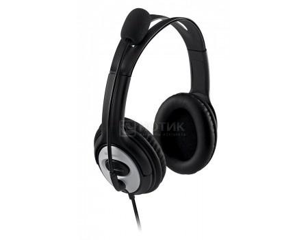 Гарнитура проводная Microsoft Headset LifeChat LX-3000, USB, Черный JUG-00015