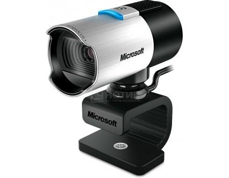 Камера Web Microsoft LifeCam Studio FHD, USB , Черный/Серебристый Q2F-00018