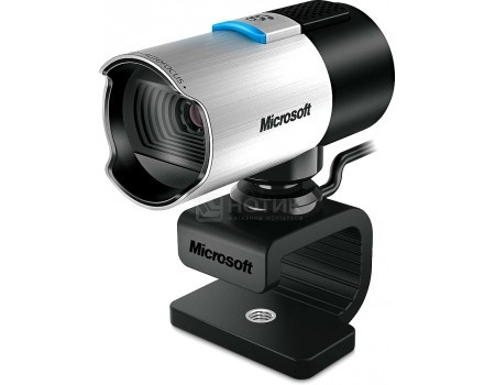 Камера Web Microsoft LifeCam Studio FHD, USB , Черный/ Серебристый Q2F-00018, арт: 50309 - Microsoft