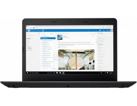 Ноутбук Lenovo ThinkPad Edge E470 (14.0 LED/ Core i3 6006U 2000MHz/ 4096Mb/ HDD 500Gb/ Intel HD Graphics 520 64Mb) MS Windows 10 Home (64-bit) [20H1S00E00]
