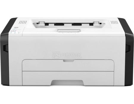Принтер лазерный монохромный Ricoh SP 277NwX, A4, 23 стр/мин, 128Мб, USB, Wi-Fi, NFC, LAN  Белый/Черный 408157
