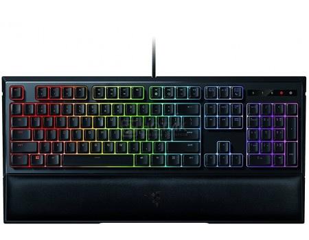 Клавиатура проводная Razer Ornata Chroma, USB, Черный RZ03-02040700-R3R1