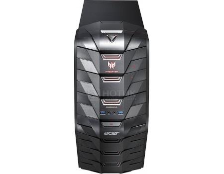 Системный блок Acer Predator G3-710 (0.0 / Core i7 6700 3400MHz/ 16384Mb/ HDD 2000Gb/ NVIDIA GeForce GTX 950 2048Mb) MS Windows 10 Home (64-bit) [DG.B1PER.004]