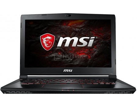 Ноутбук MSI GS43VR 7RE-089RU Phantom Pro (14.0 LED (с широкими углами обзора IPS - level)/ Core i7 7700HQ 2800MHz/ 32768Mb/ HDD+SSD 1000Gb/ NVIDIA GeForce® GTX 1060 6144Mb) MS Windows 10 Home (64-bit) [9S7-14A332-089]