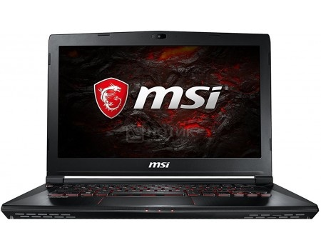 Фотография товара ноутбук MSI GS43VR 7RE-201RU Phantom Pro (14.0 LED (IPS - level)/ Core i7 7700HQ 2800MHz/ 16384Mb/ HDD+SSD 1000Gb/ NVIDIA GeForce® GTX 1060 6144Mb) MS Windows 10 Home (64-bit) [9S7-14A332-201] (50563)