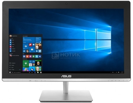Моноблок ASUS Vivo AiO V230ICUK-BC354X (23.0 IPS (LED)/ Core i3 6100T 3200MHz/ 4096Mb/ HDD 500Gb/ Intel HD Graphics 530 64Mb) MS Windows 10 Home (64-bit) [90PT01G1-M14400]