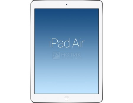 Планшет Apple iPad Air 32Gb Wi-Fi + Cellular Silver (iOS/A7 1400MHz/9.7