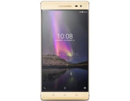 Смартфон Lenovo Phab 2 Pro PB2-690M Gold (Android 6.0 (Marshmallow)/MSM8976 1800MHz/6.4* 2560х1440/4096Mb/64Gb/4G LTE ) [ZA1F0055RU], арт: 50585 - Lenovo