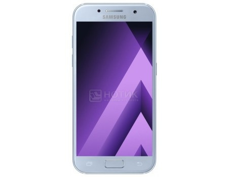 Смартфон Samsung Galaxy A3 2017 SM-A320F Blue (Android 6.0 (Marshmallow)/7870 1600MHz/4.7