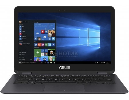 Ультрабук ASUS Zenbook Flip UX360CA-DQ070T (13.3 IPS (LED)/ Core M7 6Y75 1200MHz/ 8192Mb/ SSD 512Gb/ Intel HD Graphics 515 64Mb) MS Windows 10 Home (64-bit) [90NB0BA2-M03960]