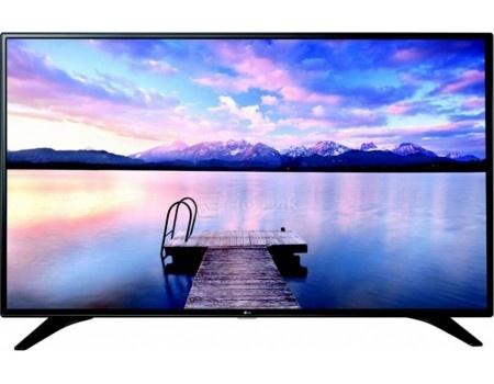 Телевизор LG 49 49LW340 LED, Full HD, Серебристый/Черный