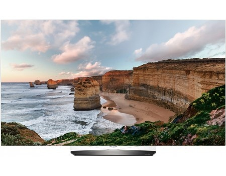 Телевизор LG 65 OLED65B6V, OLED UHD, Smart TV (webOS 3.0), PMI 1000, Серебристый телевизор philips 49pus6501 60 uhd smarttv android tv серебристый