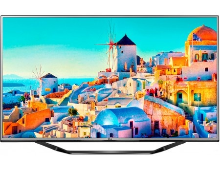 Телевизор LG 60 60UH620V LED, UHD, Smart TV (webOS 3.0), PMI 1200, Серебристый