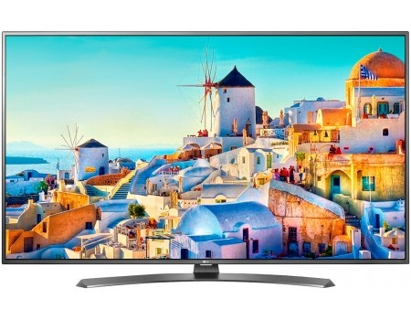 Телевизор LG 55 55UH671V LED, UHD, Smart TV (webOS 3.0), PMI 1700, Титан (Черный)