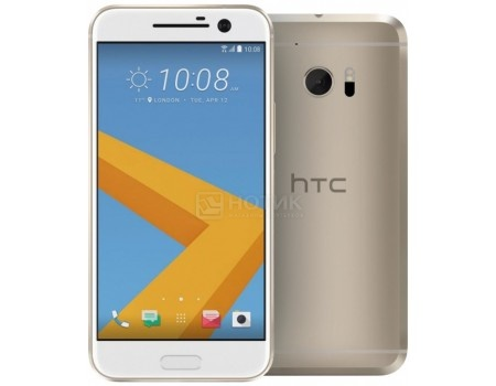 Смартфон HTC 10 Lifestyle Topaz Gold (Android 6.0 (Marshmallow)/MSM8976 1800MHz/5.2