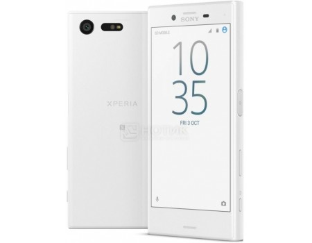 Смартфон Sony Xperia X Compact White (Android 6.0 (Marshmallow)/MSM8956 1800MHz/4.6